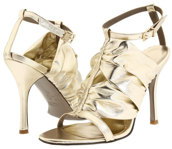 Just Cavalli S09WP005NPR014J03 (Metallic) - Footwear