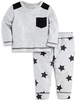 Bloomie's Infant Boys' Knit Tee & Star Print Jogger Set - Sizes 3-9 Months - 100% Exclusive