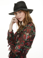Scotch & Soda Detailed Straw Hat