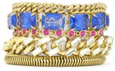 Juicy Couture Multi Strand Gemstone Bracelet