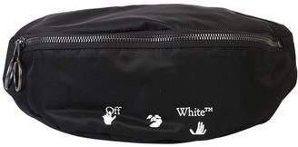 Off-White Logo Printed Belt Bag