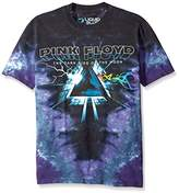 Liquid Blue Men's Pink Floyd Screaming Face Short-Sleeve T-Shirt