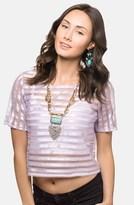 BaubleBar 'Inca Priestess' Pendant Necklace