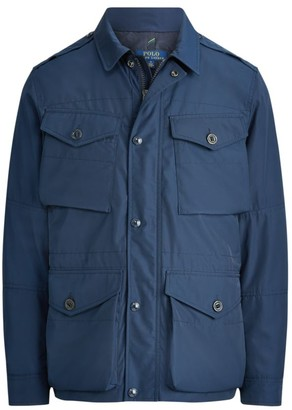 Polo Ralph Lauren Oxford Troops Four-Pocket Jacket