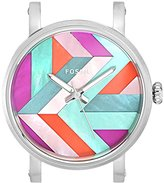 Fossil Women's C181022 Original Boyfriend Three-Hand Mother-of-Pearl Dial