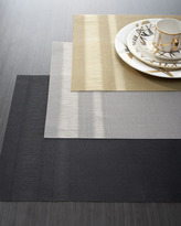 """Chilewich Tuxedo"""" Placemats"""
