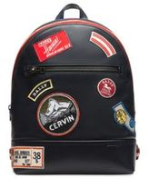 Bally Tiga Leather Backpack