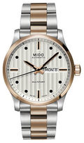 Mido Multifort Automatic Stainless Steel with Rose Gold PVD Watch