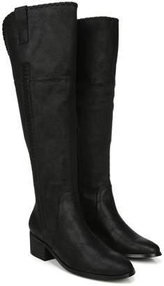 Carlos by Carlos Santana Briar Braided Thigh-High Boots
