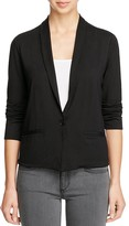 Three Dots Jessa Shawl Collar Cardigan