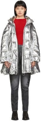 Ienki Ienki Silver Down Pyramide Jacket