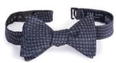 Ted Baker Men's Diamond Silk Bow Tie