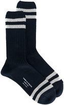 Comme des Garcons striped socks