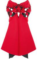 Junya Watanabe Asymmetric Cutout Neoprene Dress