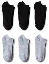 Hanes Premium Women's Collection Liner Sock 6-Pack