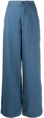 Societe Anonyme High Waisted Trousers