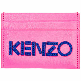 Kenzo Macro Tag Credit Card Holder