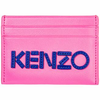 Kenzo Space Plein Credit Card Holder