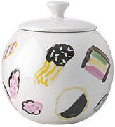 Kate Spade All in Good Taste One Smart Cookie Covered Cookie Jar