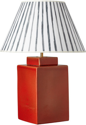 OKA Naoshima Table Lamp - Blood Orange