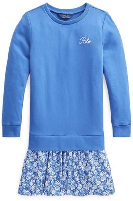 Ralph Lauren Kids Floral-Skirt Dress (5-7 Years)