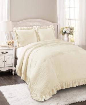 Lush Decor Reyna 3Pc Full/Queen Comforter Set Bedding