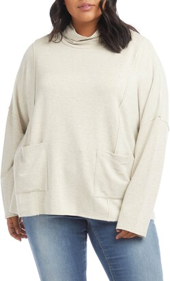 Karen Kane Turtleneck Pullover
