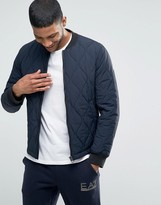 Boss Orange By Hugo Boss Okenzie Quilted Bomber Slim Fit