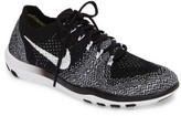 Nike Women's Free Focus Flyknit 2 Training Shoe