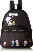 Le Sport Sac 7812 G062 Basic Backpack