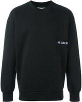 Han Kjobenhavn logo print sweatshirt