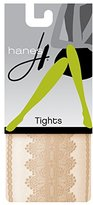 Hanes Women's Lace Sheer Tight