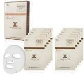 JayJun Korean Beauty Hydrating Collagen Skin Fit 2-Step Mask 10-Piece Set