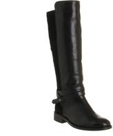 Poste Mistress Marie High Strap Boots