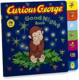 Bed Bath & Beyond Curious George Tabbed Good Night Book