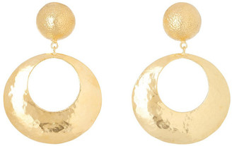 CHRISTIE NICOLAIDES Salsa Earrings Gold