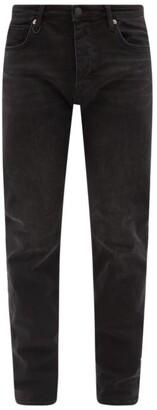 Neuw Iggy Skinny-fit Jeans - Black