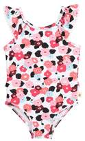 Kate Spade blooming floral one-piece swimsuit