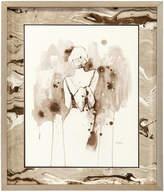 John-Richard Collection John Richard Proper in Sepia II by Kiah Denson (Framed)