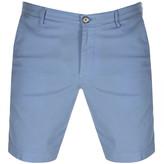 HUGO BOSS Boss Business Slice Shorts Blue
