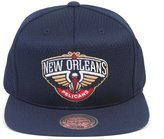 Mitchell & Ness New Orleans Pelicans Jersey Mesh Snapback