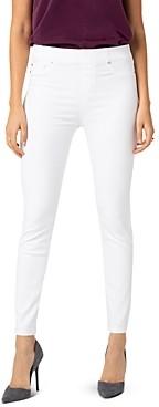 Chloé Liverpool Skinny Jeans in Bright White