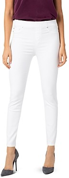 Liverpool Los Angeles Liverpool Chloe Skinny Jeans in Bright White