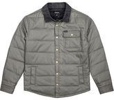Brixton Cass Jacket - Men's Warm Grey L