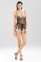 Josie Natori Chantilly Lace Romper