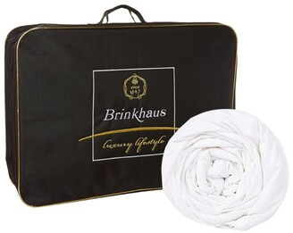 Brinkhaus King 90% Hungarian Goose Down Summerlight Duvet (3.5 Tog)