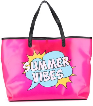 MC2 Saint Barth Las Vegas Summer Vibes tote