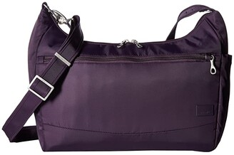 Pacsafe Citysafe CS200 Handbag (Mulberry) Weekender/Overnight Luggage