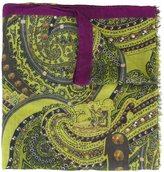 Etro paisley print scarf - women - Modal/Cashmere - One Size