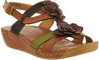 Spring Step L'Artiste by Leather Sandals - Phalda